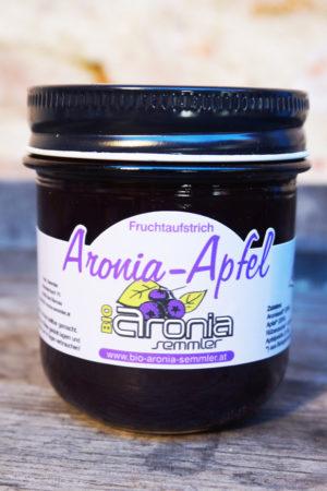 Bio Aronia-Apfel-Fruchtaufstrich