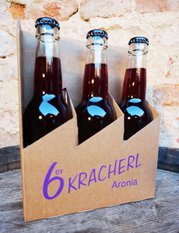 Aronia Kracherl - 6er Tragerl